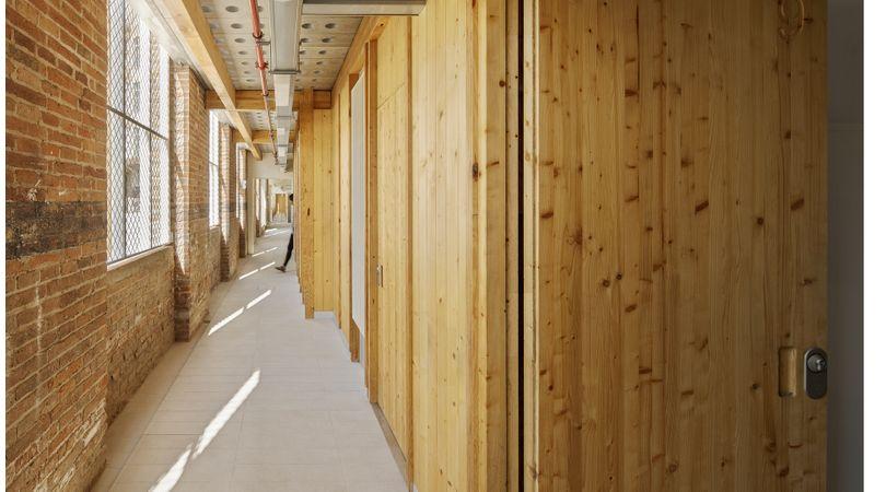 Fabra & coats & habitatge social i castellers | Premis FAD 2021 | Arquitectura